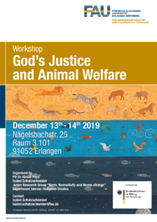 "Towards entry ""God's Justice and Animal Welfare"""
